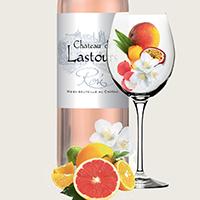 Vin Rosé Chateau de Lastours