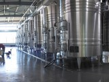 Chai de vinification de 1400 m2