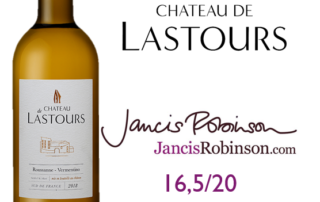 Jancis robinson Note