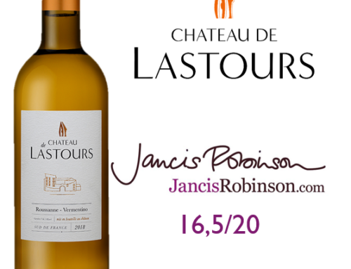 Great reviews from Jancis Robinson