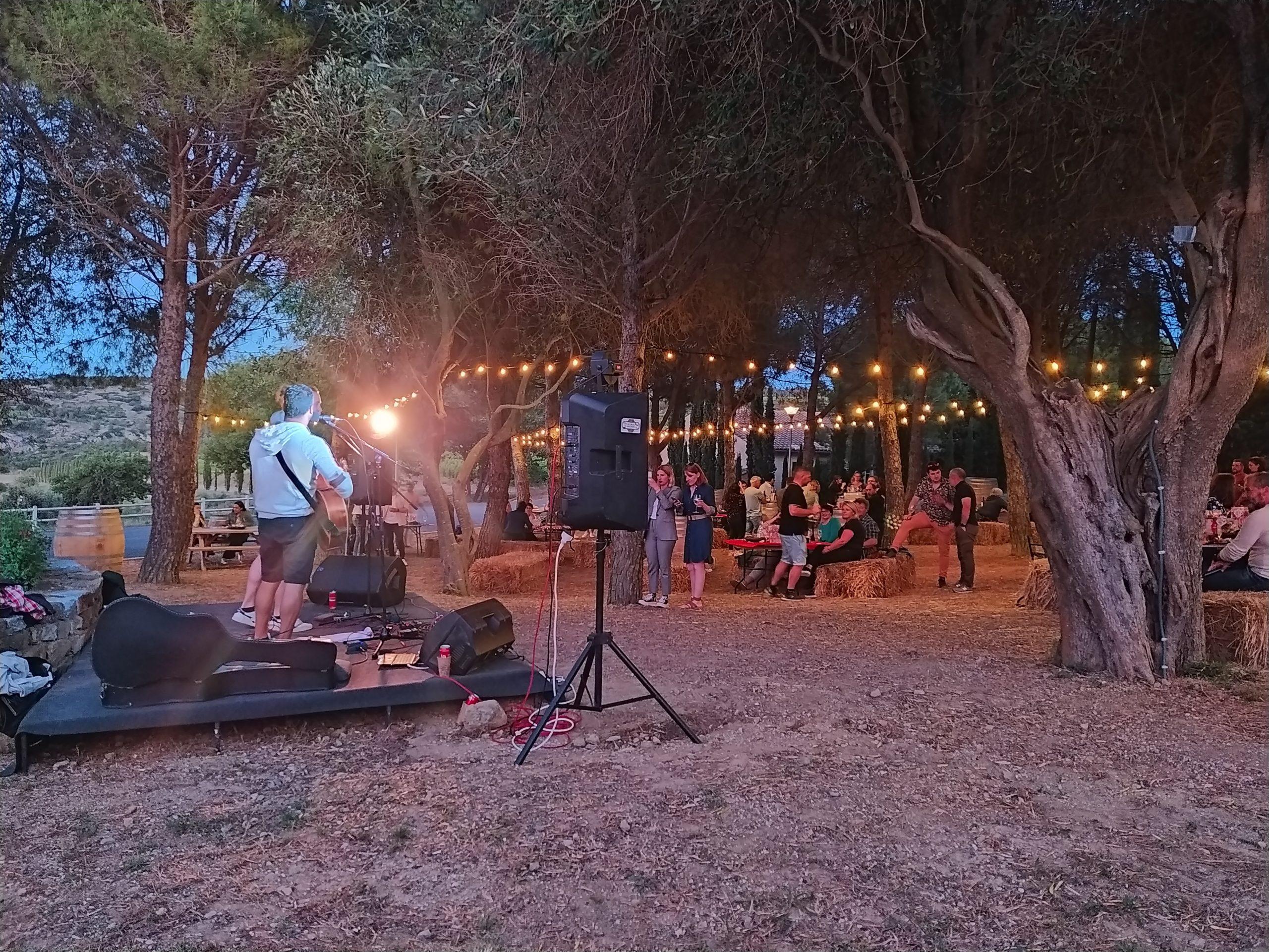 concert chateau de lastours